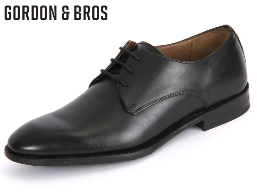 Gordon & Bros. Mirco 204-013 schwarz Leder