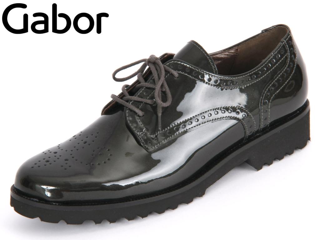 Gabor 31.410-93 carbone Metall Lack
