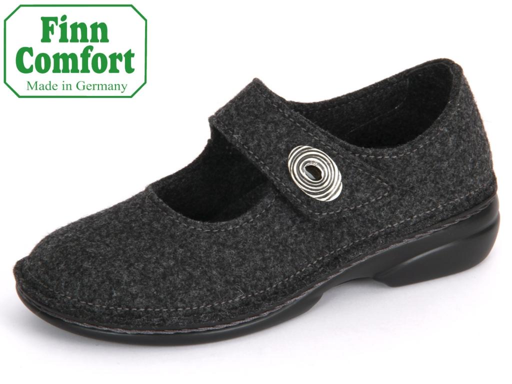 Finn Comfort Ramsau 06561-416168 anthrazit Wollfilz