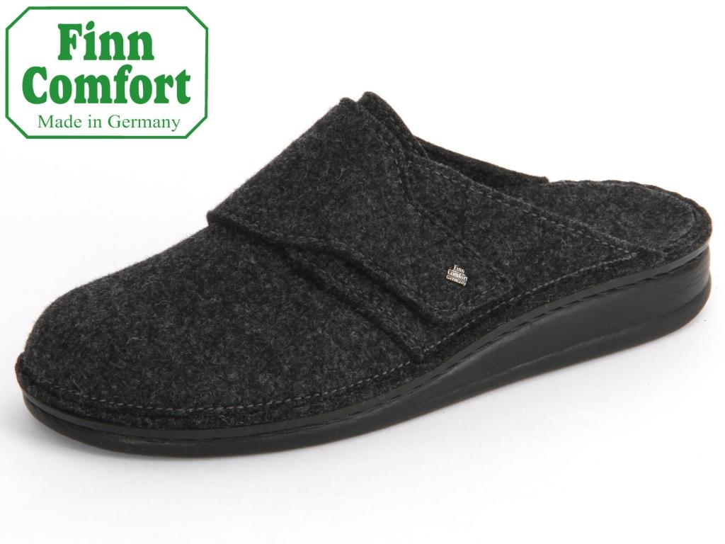 Finn Comfort Tirol 06500-416168 anthrazit Wollfilz