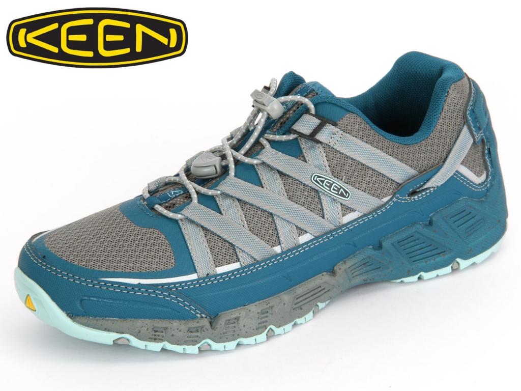 Keen Versatrail 1014596 ink blue-eggshell blue Textil