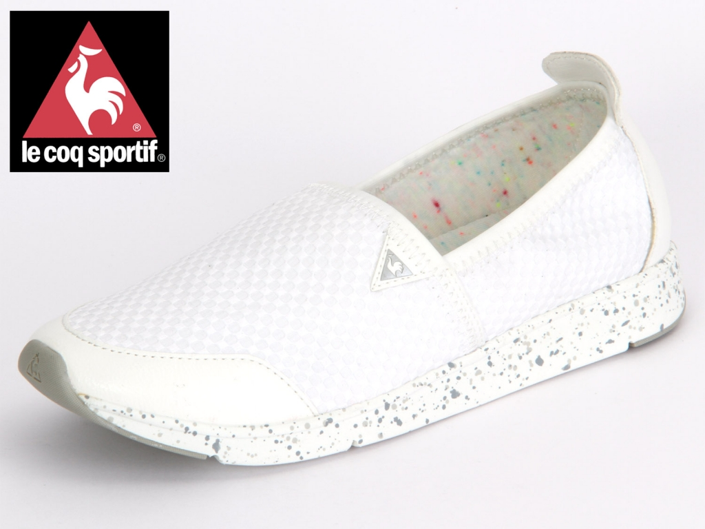Le Coq Sportif Flore Slip-on 3010186.1FG bright white new Textil