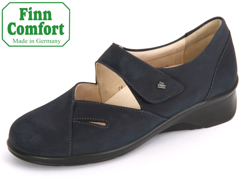 Finn Comfort Aquila 03594-046046 marine Buggy