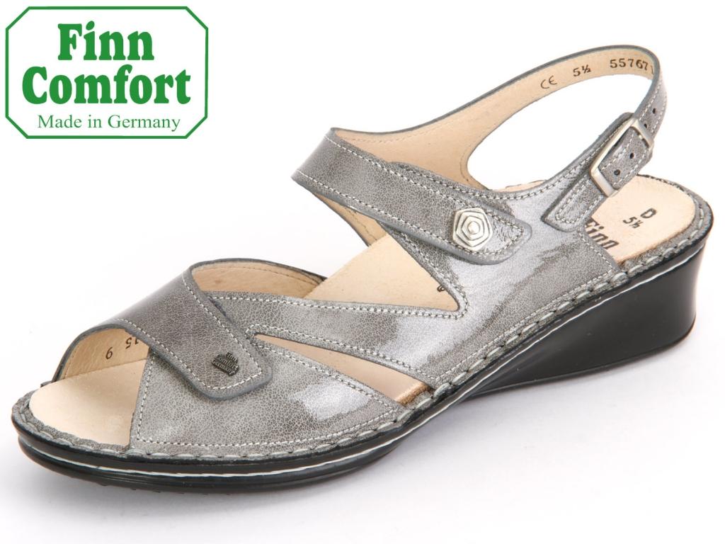 Finn Comfort Santorin 02667-499218 grey Apanas