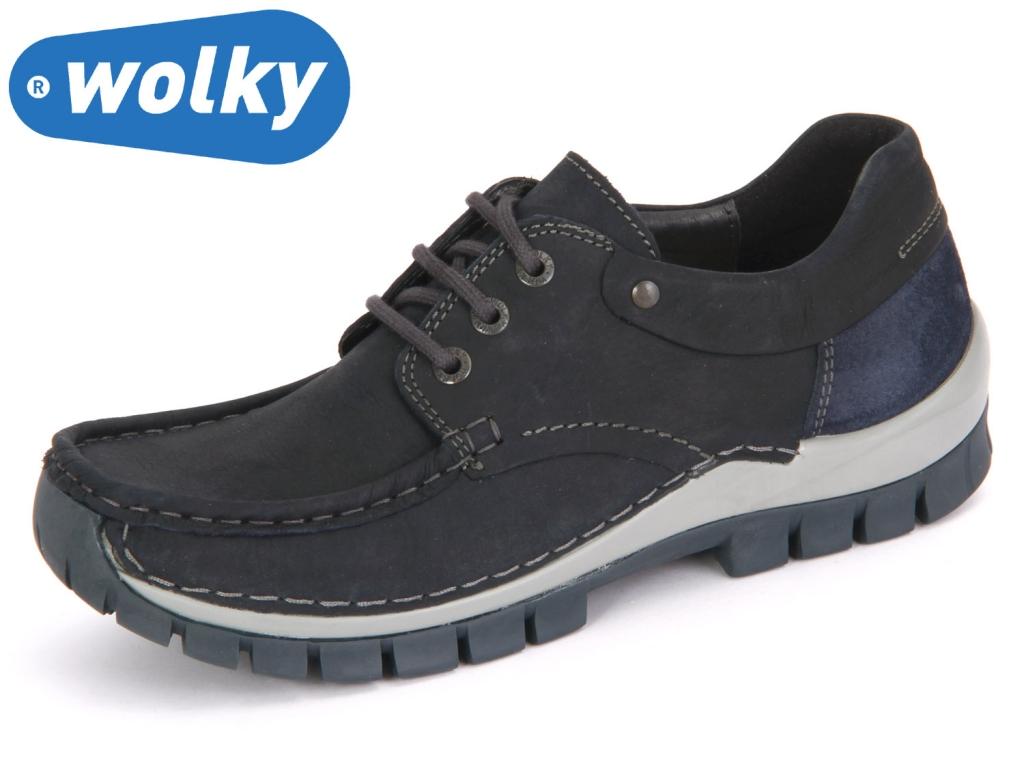 Wolky Fly Winter 4726581 blue grey Nepal oil