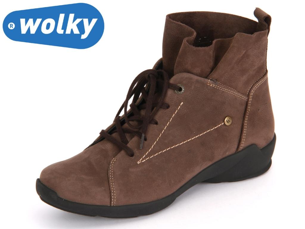 Wolky Bello 1574130 brown Mistique
