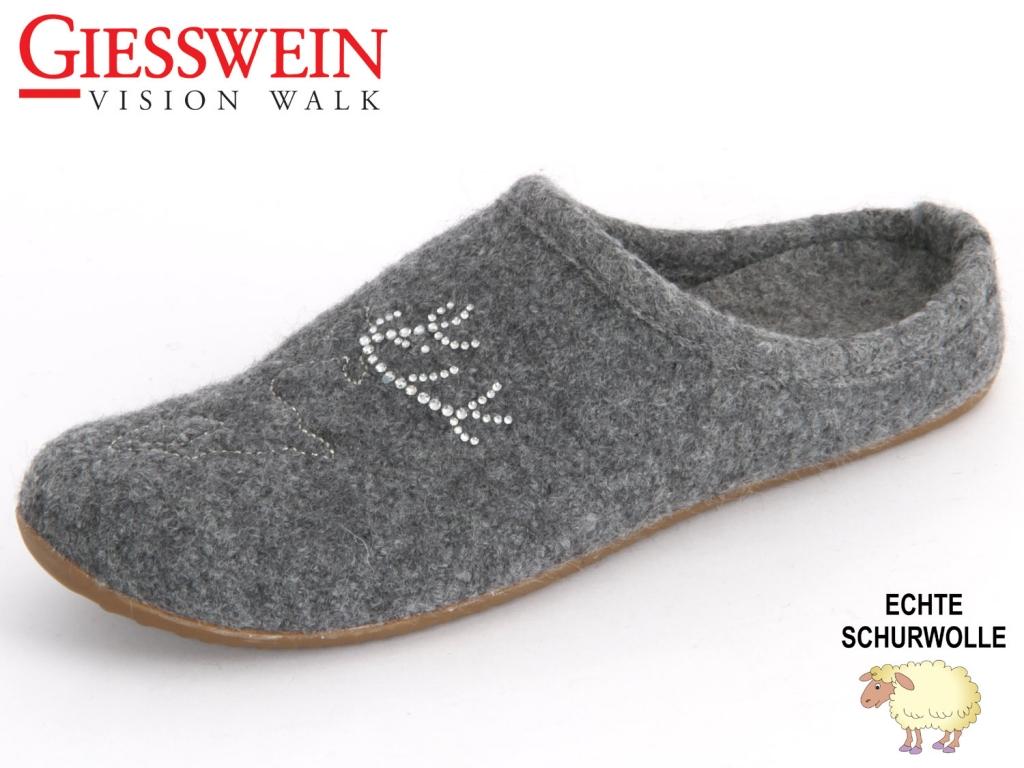 Giesswein Vaterstetten 45250-017 schiefer Schurwolle 37