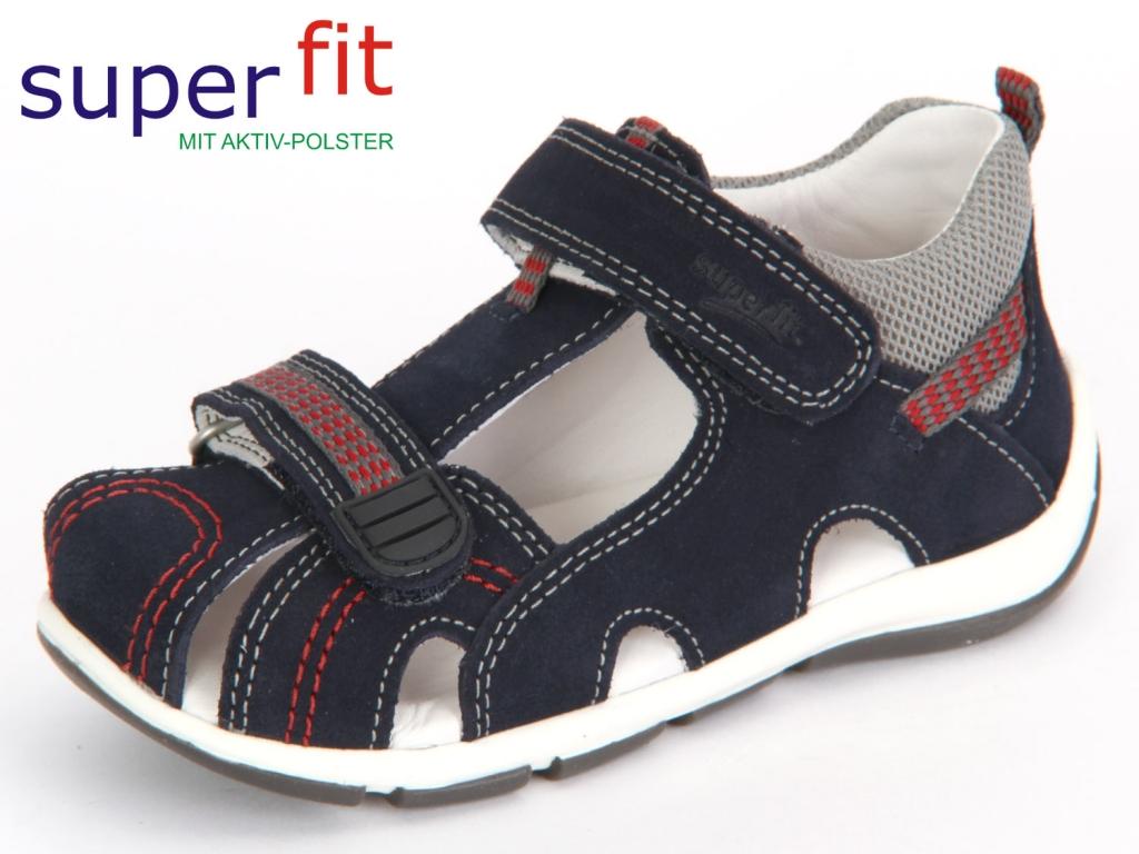 SuperFit FREDDY 0-00140-81 ocean kombi Velour Textil