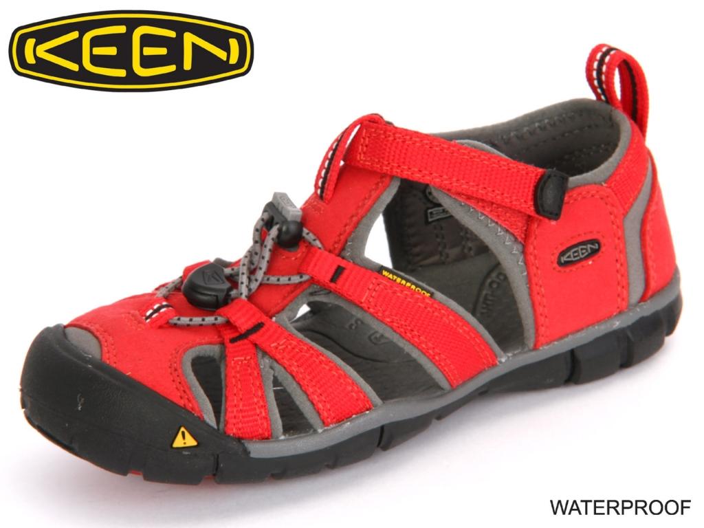 Keen Seacamp II CNX 1014470-1014478 racing red gargoyle