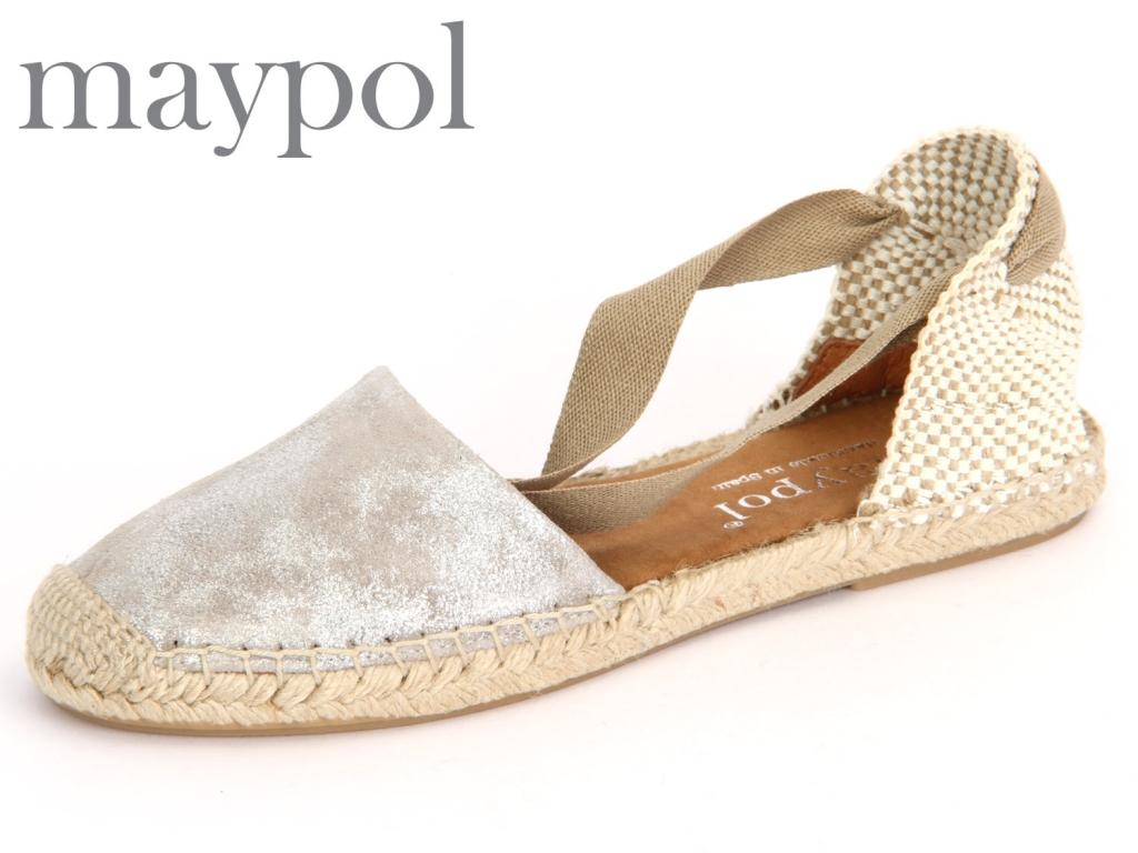 Maypol Sol-Sd stardust silver Nubuk