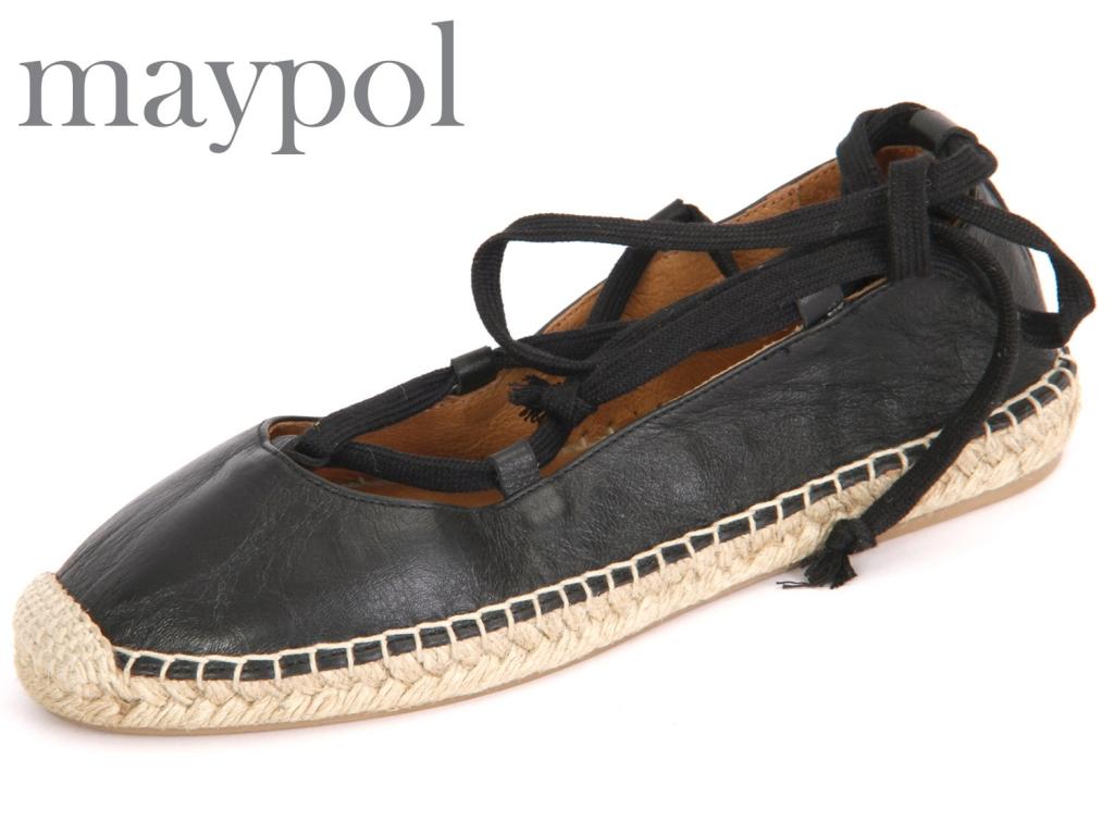 Maypol Sibil-N nature negro Leder