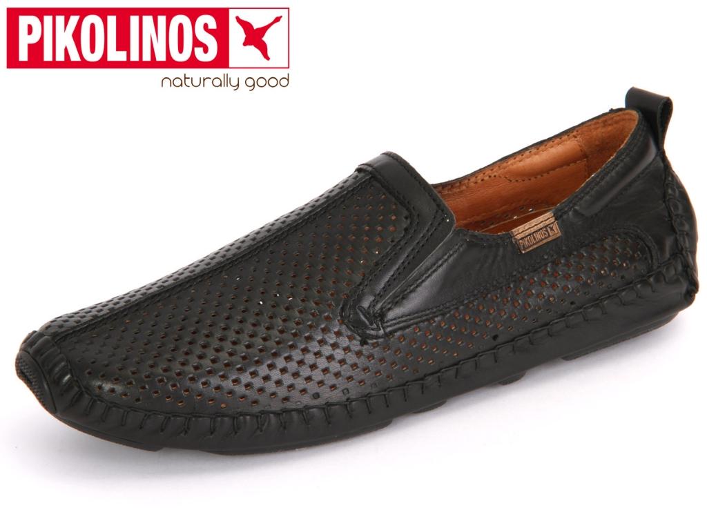 Pikolinos Jerez 09Z-6511 bl black Leder