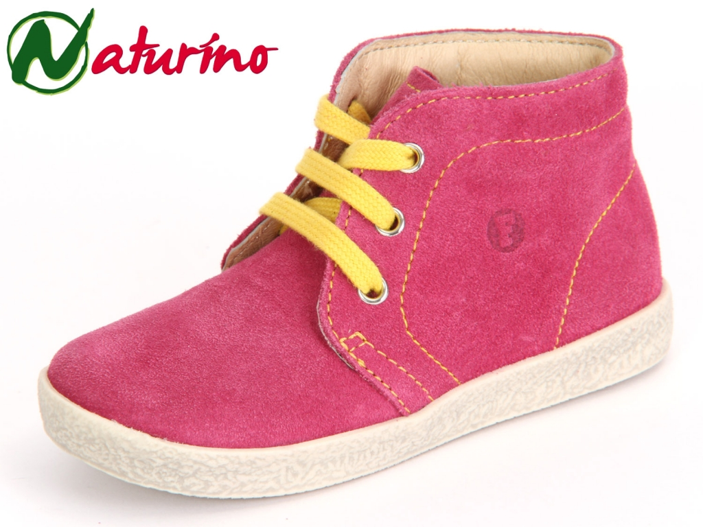 Naturino Falcotto 001201079702-9125 fuxia giallo Velour