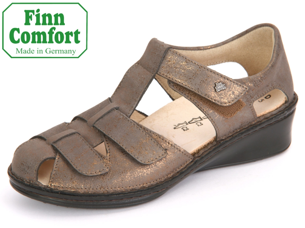 Finn Comfort Fünen 02666-553390 bronzo Victory