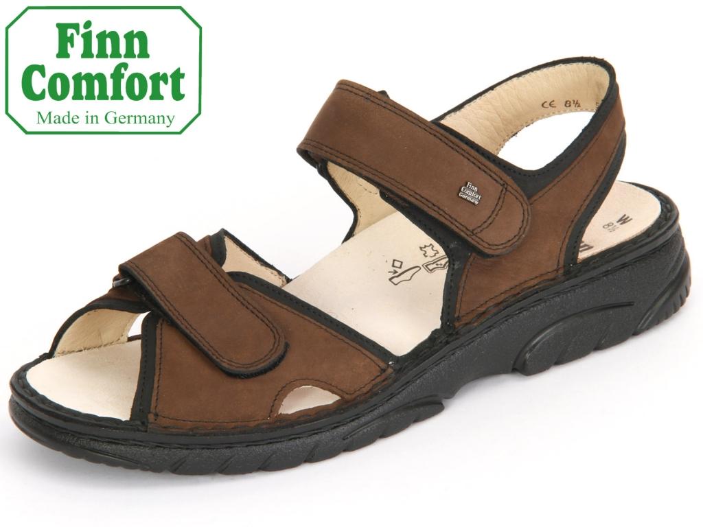 Finn Comfort Colorado 01150-900101 havanna-schwarz Buggy