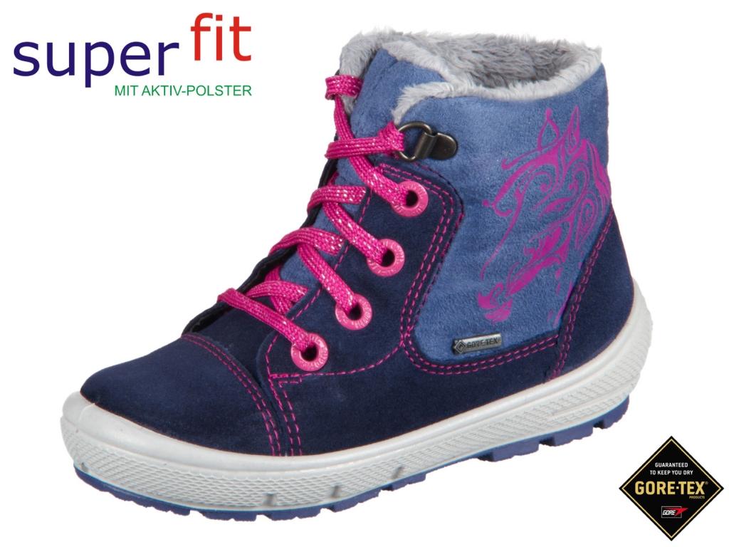 SuperFit 1-00312-88 water kombi Velour Textil Tex