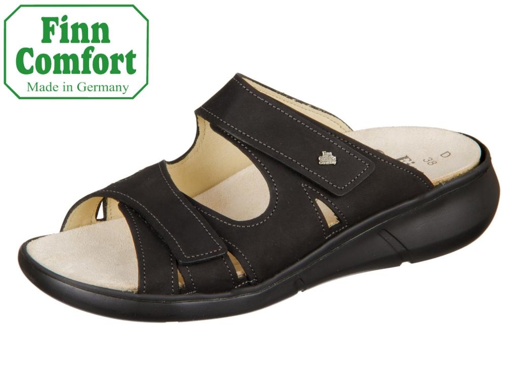Finn Comfort Palau 03350-046099 schwarz Buggy