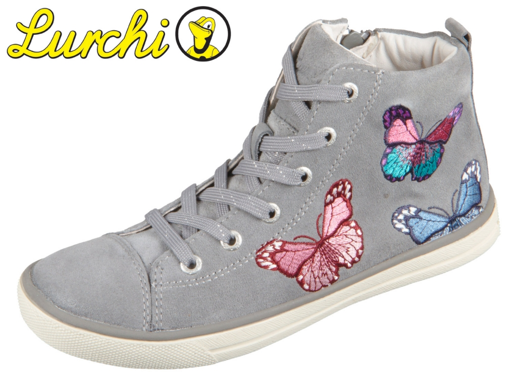 Lurchi Splashy 33-13639-25 grey Suede