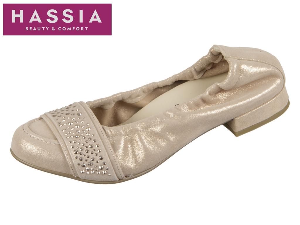 Hassia Bologna 5-300957-4700 rose Lame