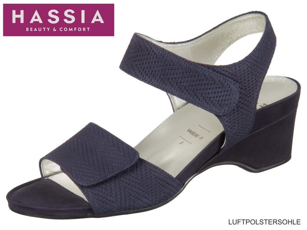 Hassia Varese 5-305183-3000 ocean Tresse Nabuklux