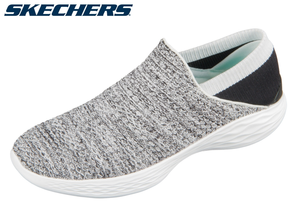 Skechers You 14951-WBK white black you