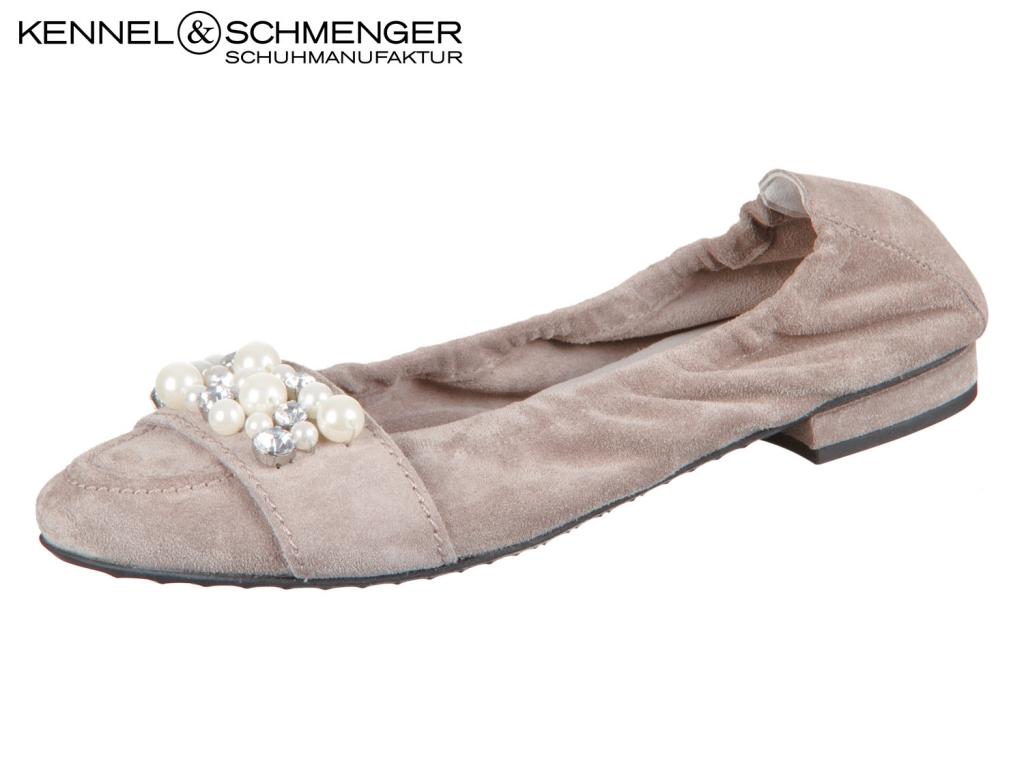 Kennel & Schmenger Malu 71 10670.562-600 ombra pearl Suede