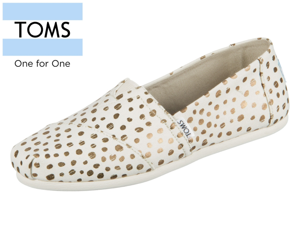 TOMS Classic 10011646 natural Canvas