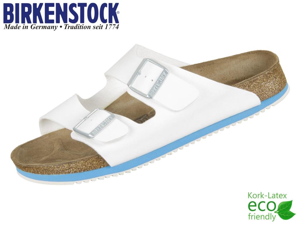 Birkenstock Arizona Superlauf 230126 white Birkoflor
