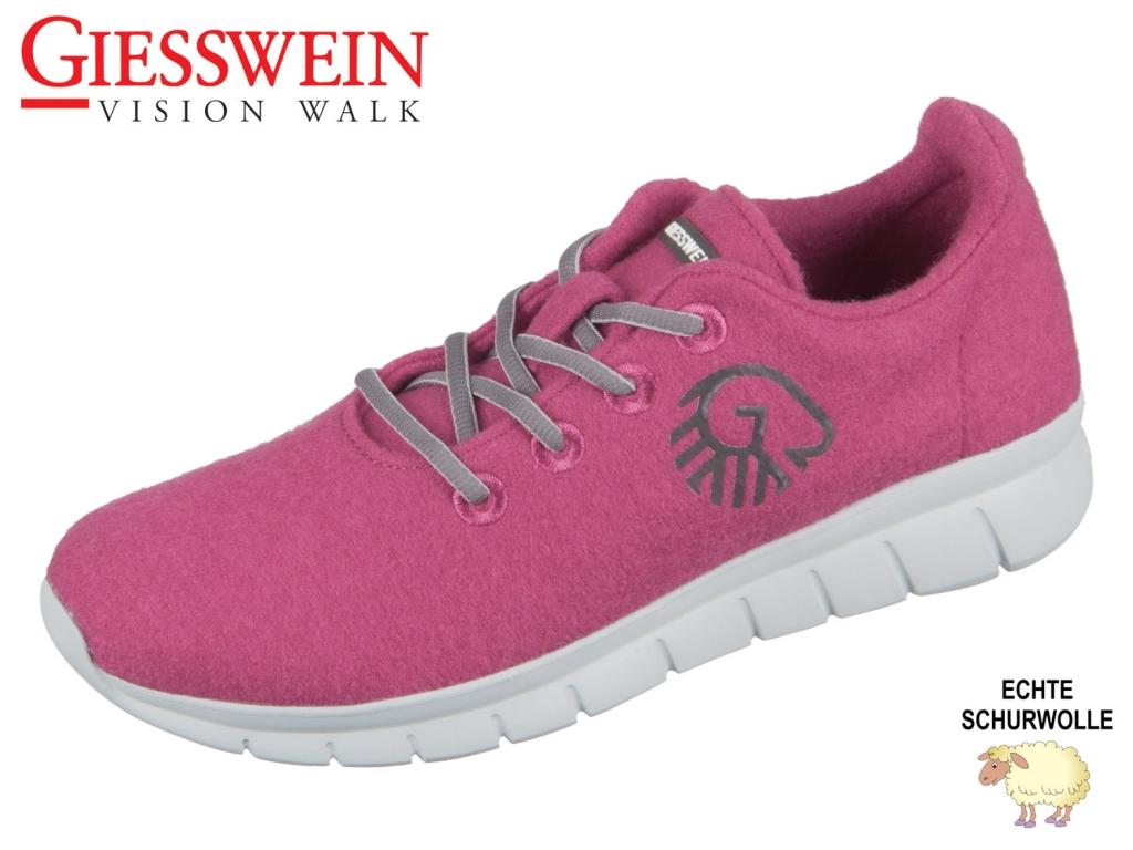 Giesswein Merino Runner Women 49300-360 himbeere 3D Merinostretch