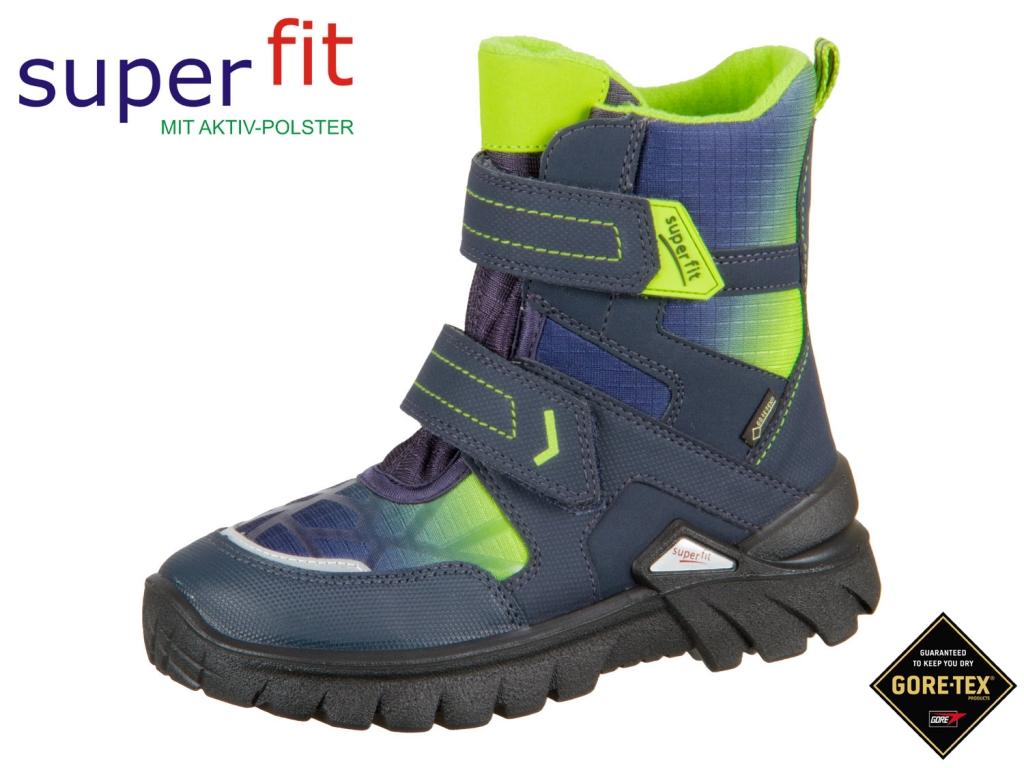 SuperFit POLLUX 3-09408-80 blau grün Tecno Textil