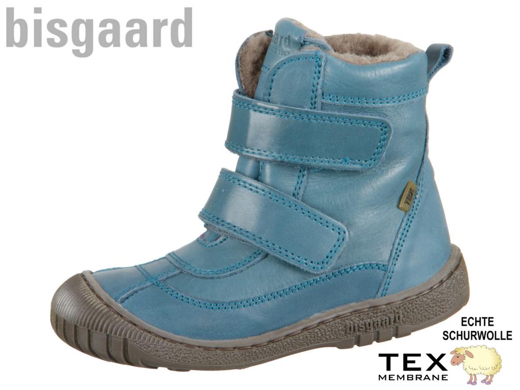 Bisgaard 61016.218-10031 petrolio Leder