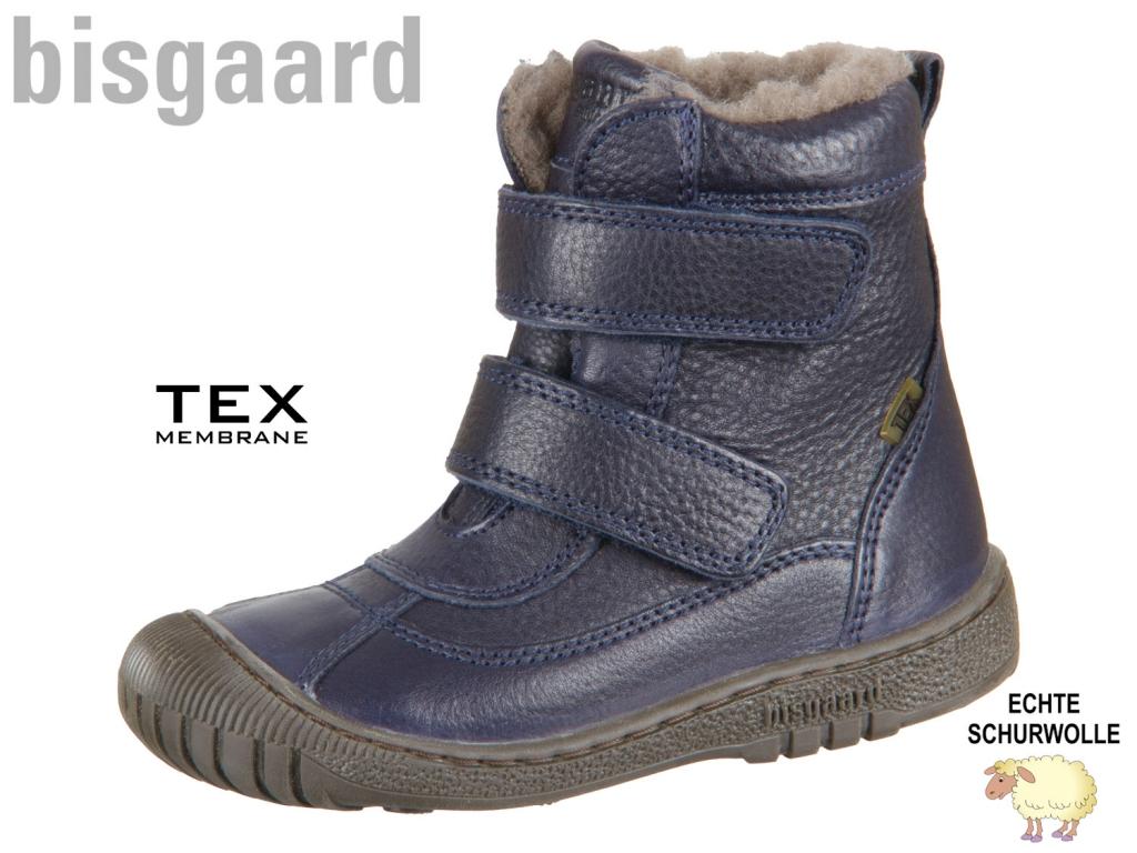 Bisgaard 61016.888-608 navy Leder