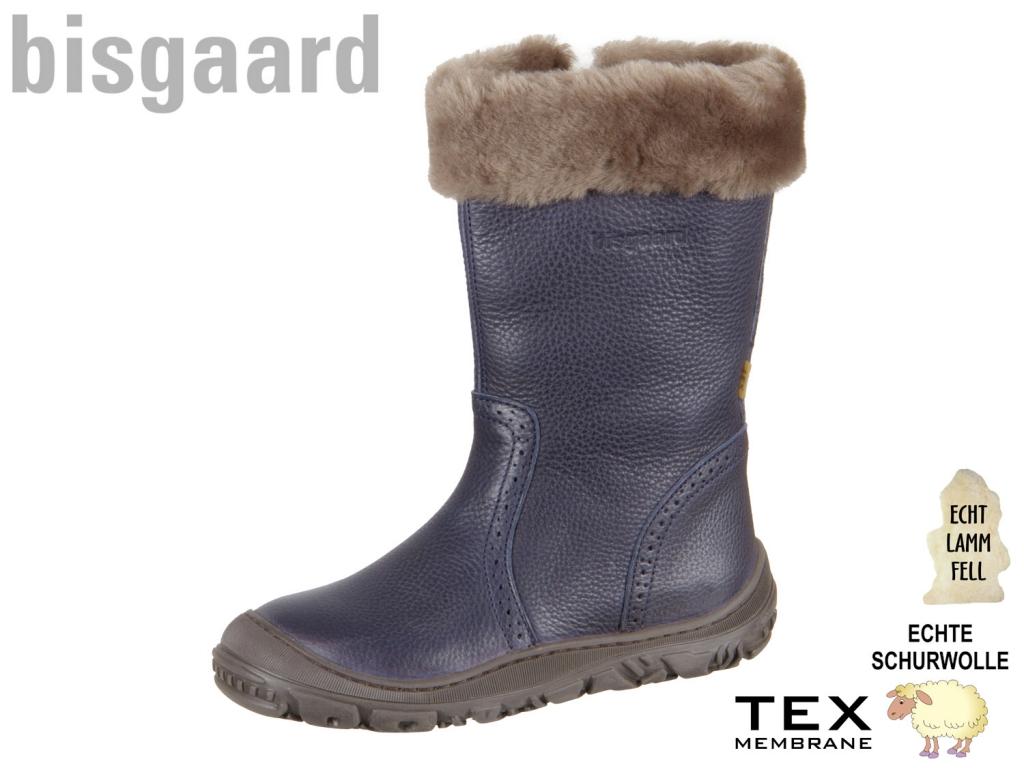 Bisgaard 60621.218-608 navy Leder