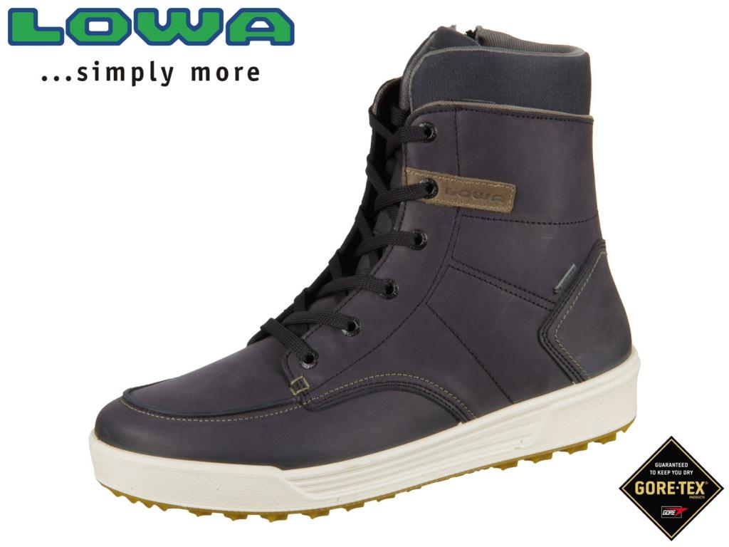 Lowa Glasgow II GTX Mid 410548-9911 schwarz beige