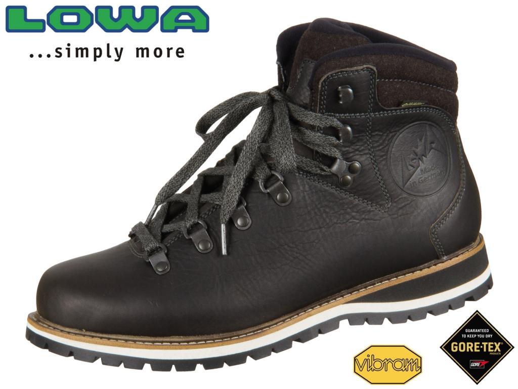 Lowa Wendelstein warm GTX 210454-0999 schwarz