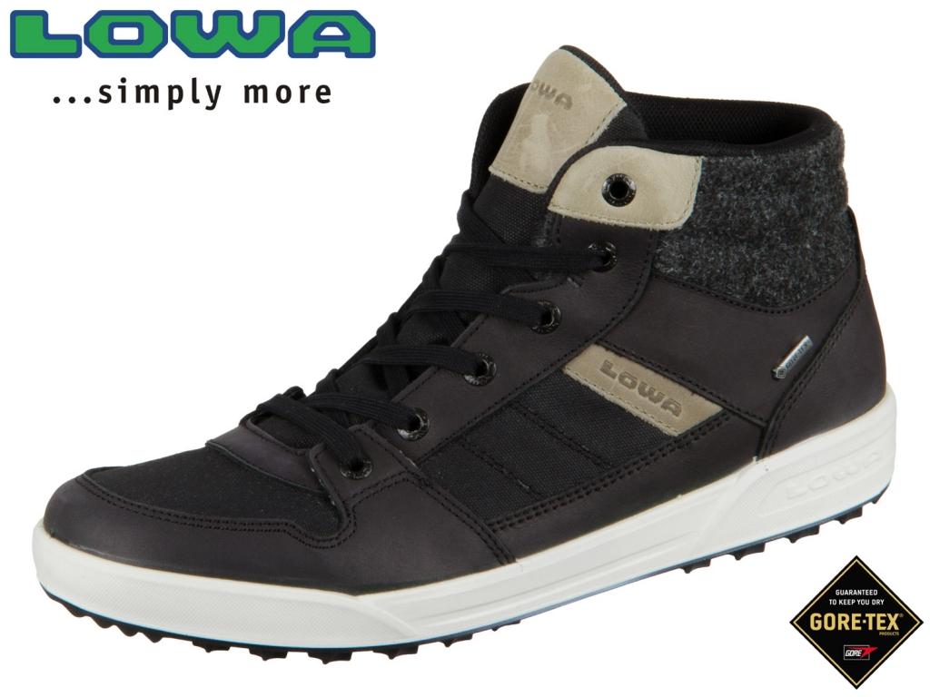 Lowa Seattle GTX QC 310771 0999 schwarz  GTX