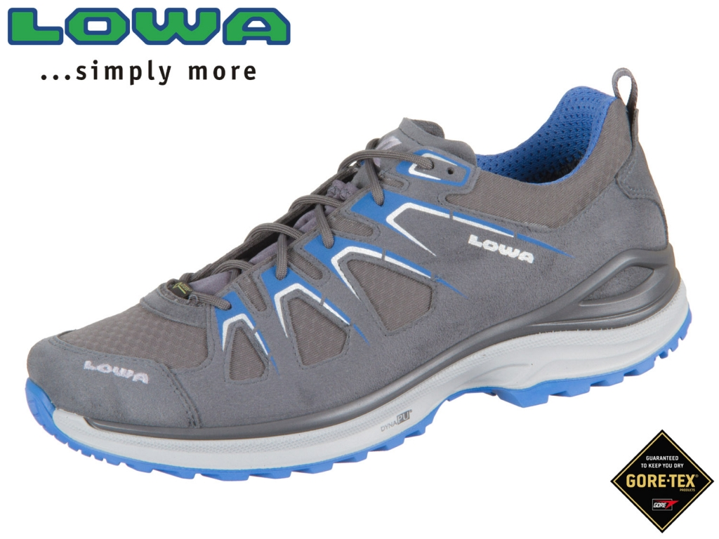 Lowa Innox Evo GTX LO 310611 9340 asphalt blau  GTX