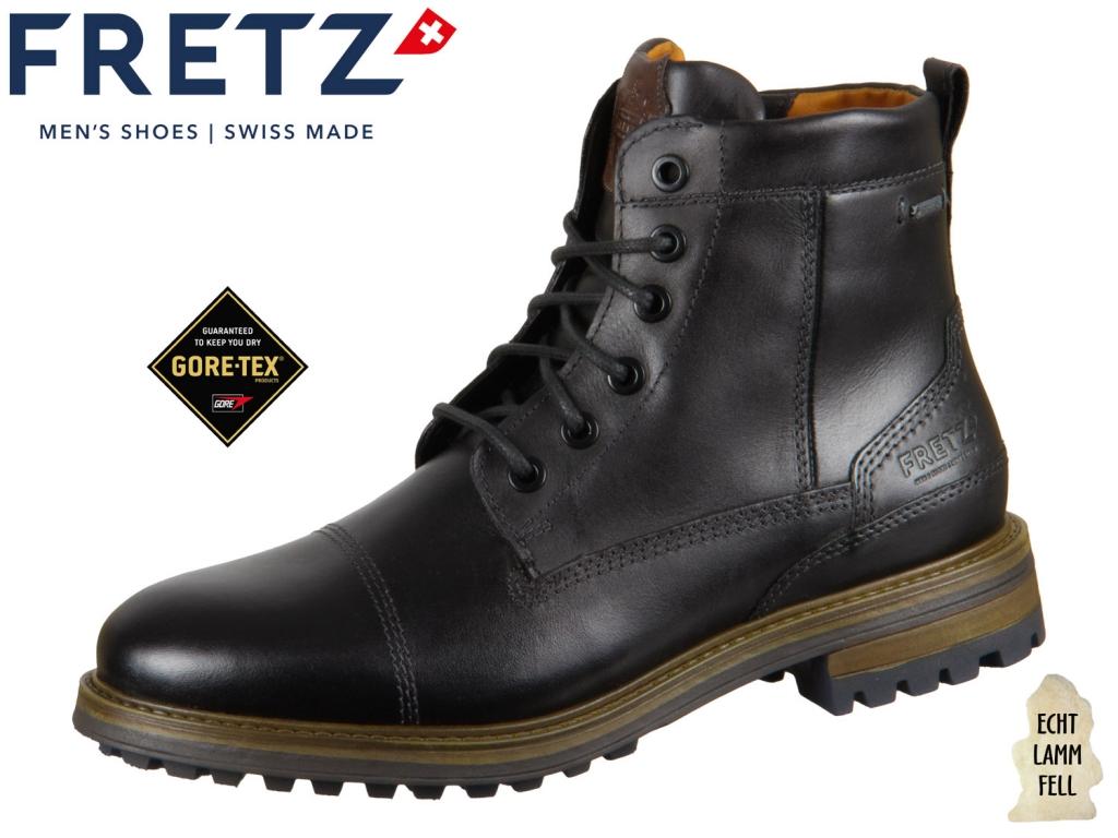Fretz Men Valerio 68111571 51 noir GTX Rancho
