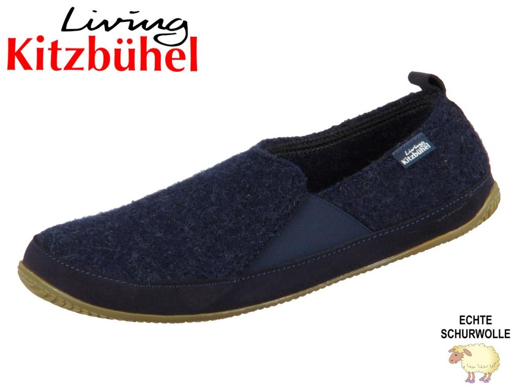 Living Kitzbühel 3438-590 nachtblau Wolle