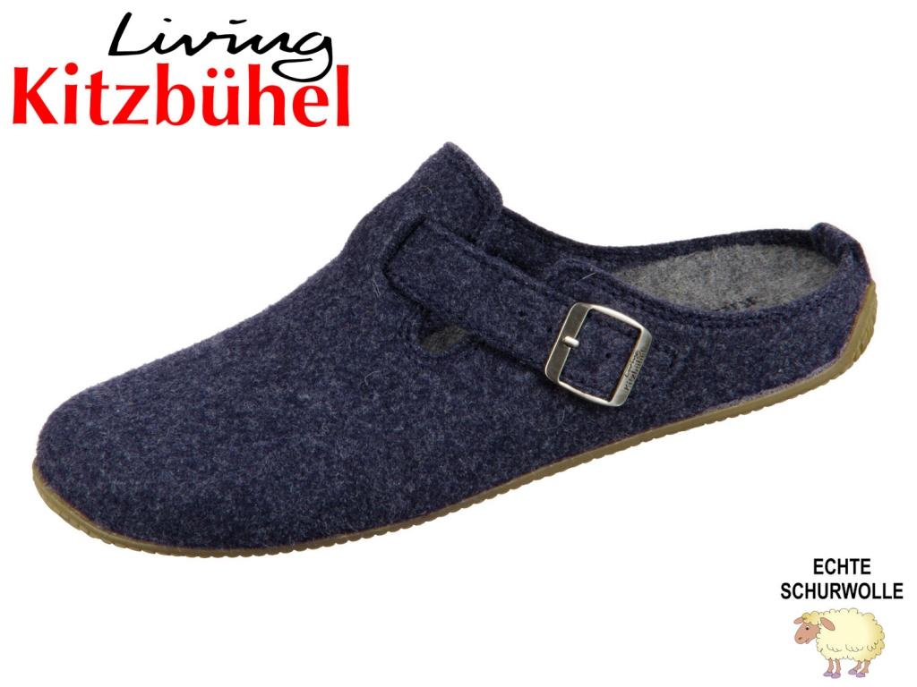 Living Kitzbühel 3090-550 denim Wolle