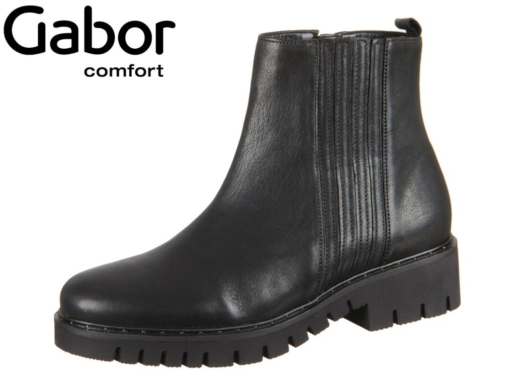 Gabor Rhodos 92.786-37 schwarz New Jersey