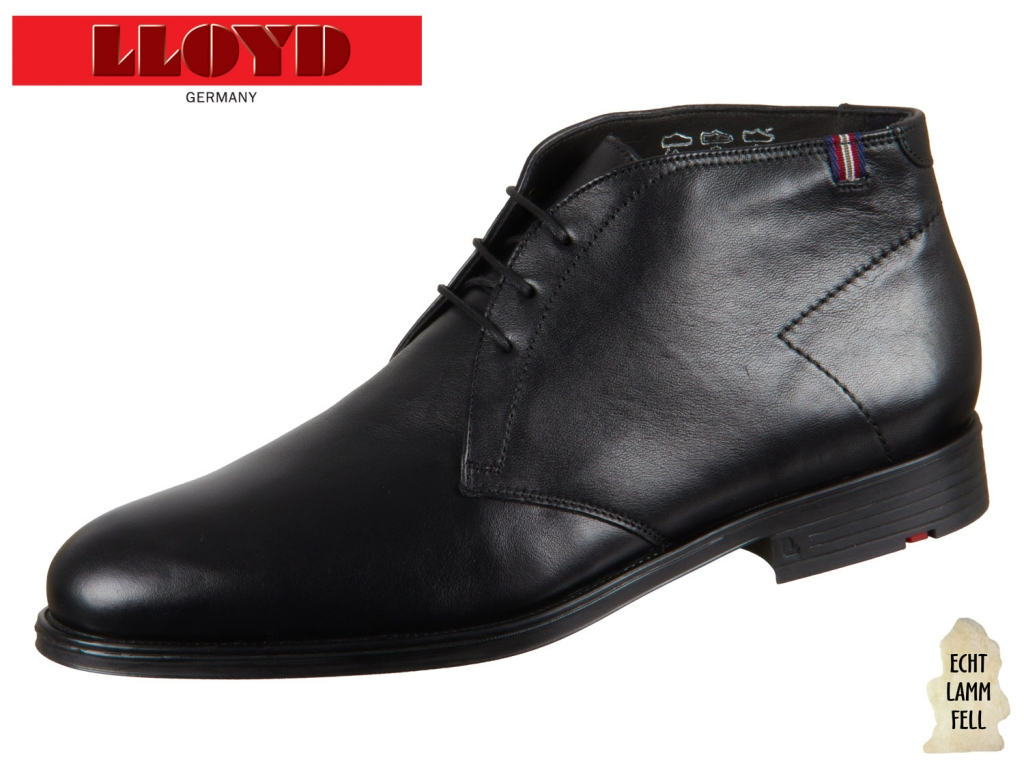 Lloyd Parry 27-645-00 schwarz Naxos Calf