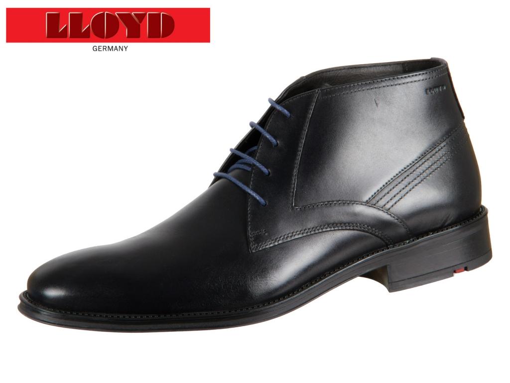 Lloyd Fabius 28-604-10 schwarz midnight Tower Nappa