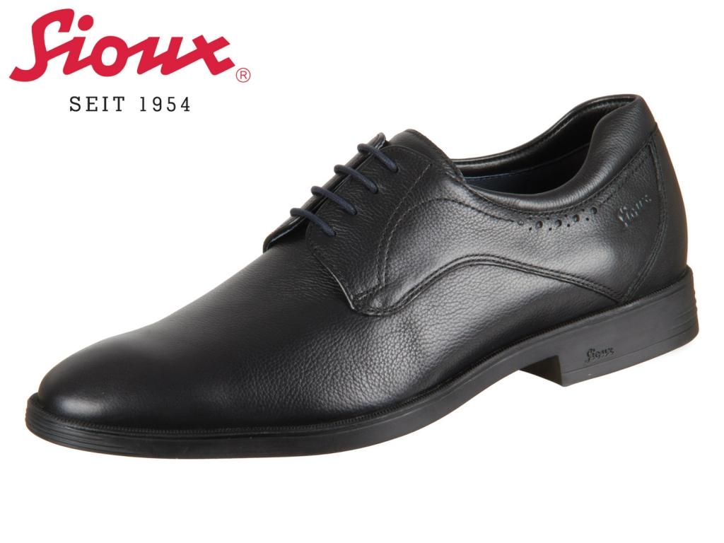 Sioux Forello-XL 34340 schwarz Foulard Milled