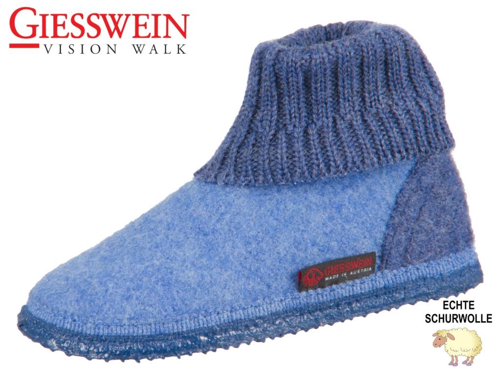 Giesswein Kramsach 49100-547 capriblau Filz