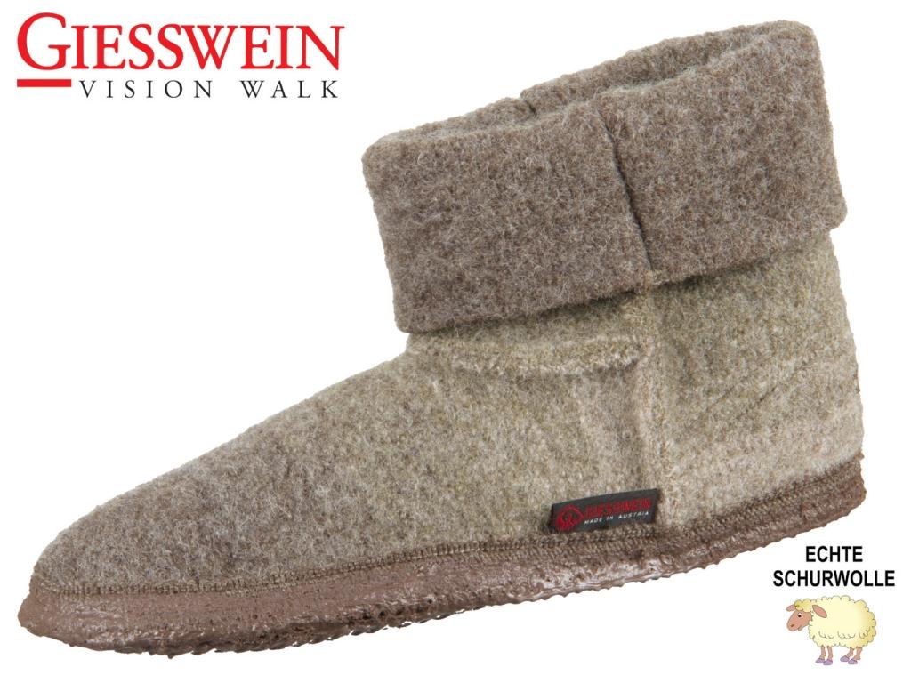 Giesswein Kalbach 51171-262 taupe Schurwolle
