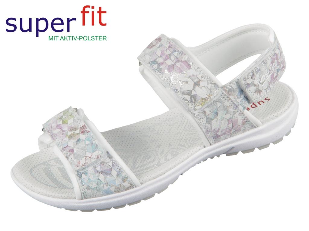 SuperFit 4-09204-10 weiss Effektleder Textil