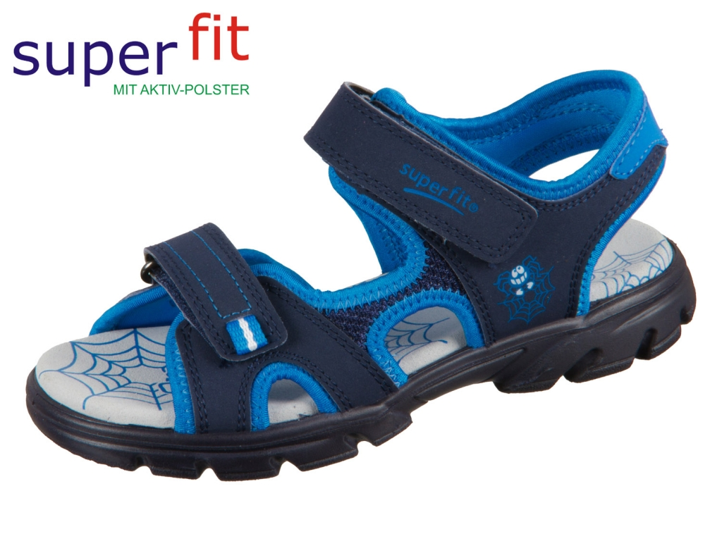 SuperFit SCORPIUS 4-09180-82 blau Tecno Textil