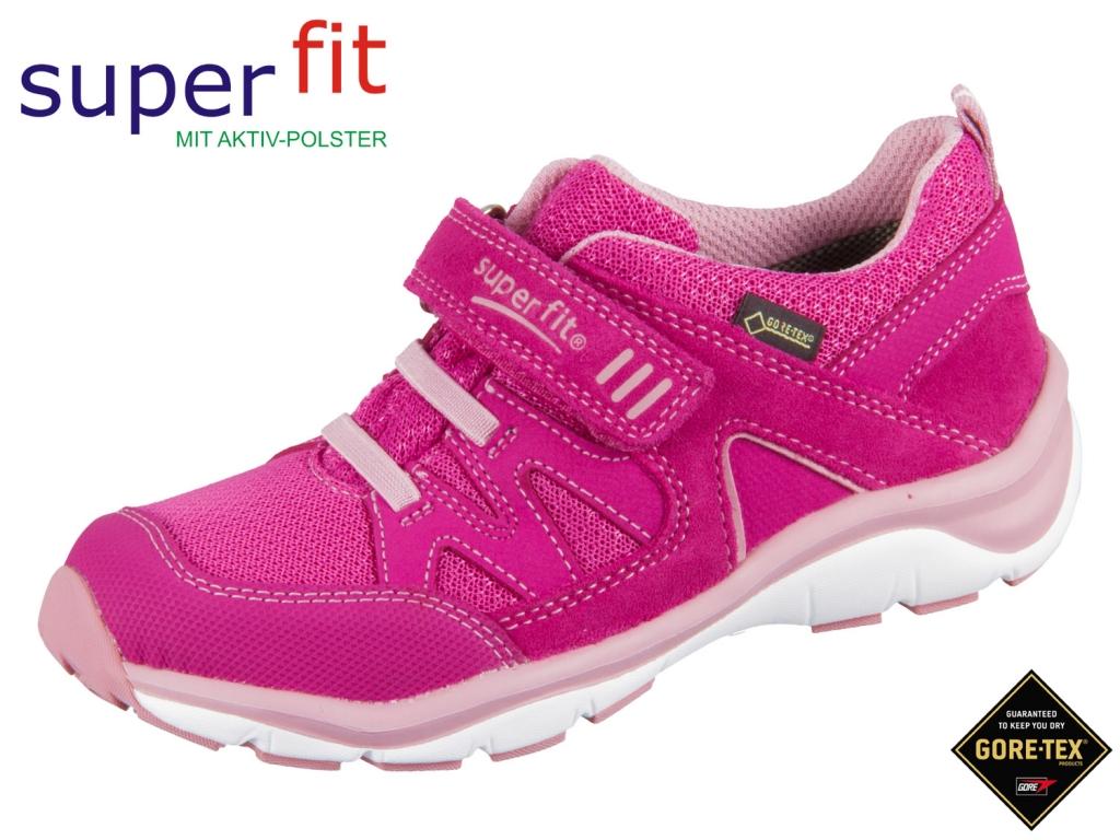 SuperFit SPORT5 4-00241-55 rosa Velour Tecno
