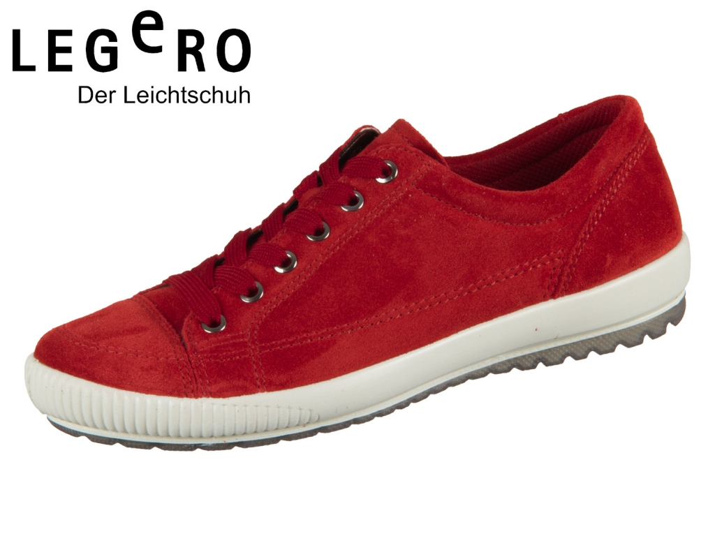 Legero Tanaro 4-00820-50 red Velour